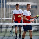 CANTRELL AND SHACKELFORD ADVANCE TO REGIONALS IN BOYS TENNIS