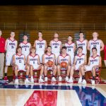 Knights Boys Varsity Basketball Team Falls to Switzerland County in Round 1 of River Town