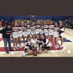 SD Cheerleaders Win River Town Cheer Competition – 2 Years in a Row!