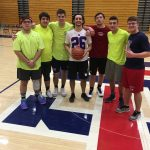 TEAM BLACK IS THE 2019 INTRAMURAL BASKETBALL LEAGUE CHAMPIONS