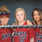 Lady Knights Softball Honored 3 Seniors During Last Weeks Franklin County Game