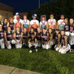 Lady Knights Defeat Franklin County in the Sectional Tournament 15 – 0