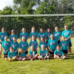 2019 Girls Youth Soccer Camp