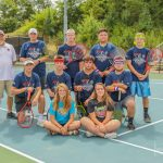 Boys Tennis Continues To Show Improvement at Rushville Invitational on Saturday