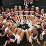 Knights Cheer Team takes First Place at Purdue Competition