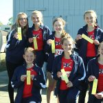 SD Distance Shine at Sectional