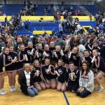 SD Knights Competition Cheer Team is Heading to State!