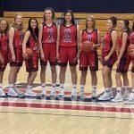 Lady Knights Basketball Team Heads to East Central  High School for Season Opener Tonight