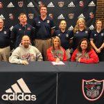 SD's Bond Commits to Columbus State University