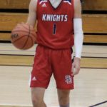 Knights Basketball Falls to Connersville 74-50