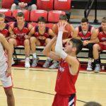 Boys Basketball Falls to Southwestern (Hanover) 85-75 to Close Out the Regular Season 9-13.