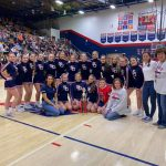 SD Knights Cheer Wins River Town Classic Cheer Competition – 3 Straight Championships!