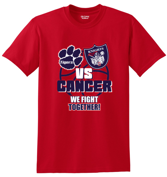Coaches vs Cancer Shirts Available For Pickup