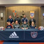 Brandon McGraw Signs To Play Football at Mount St. Joseph University
