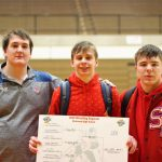 Knights Wrestling Results from Jeffersonville Duals
