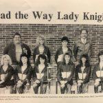 Alumni Spotlight:  1987-1988 Girls Cross Country Team
