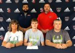 Knights Senior Adam Dixon Signs to Play Football at Wilmington College