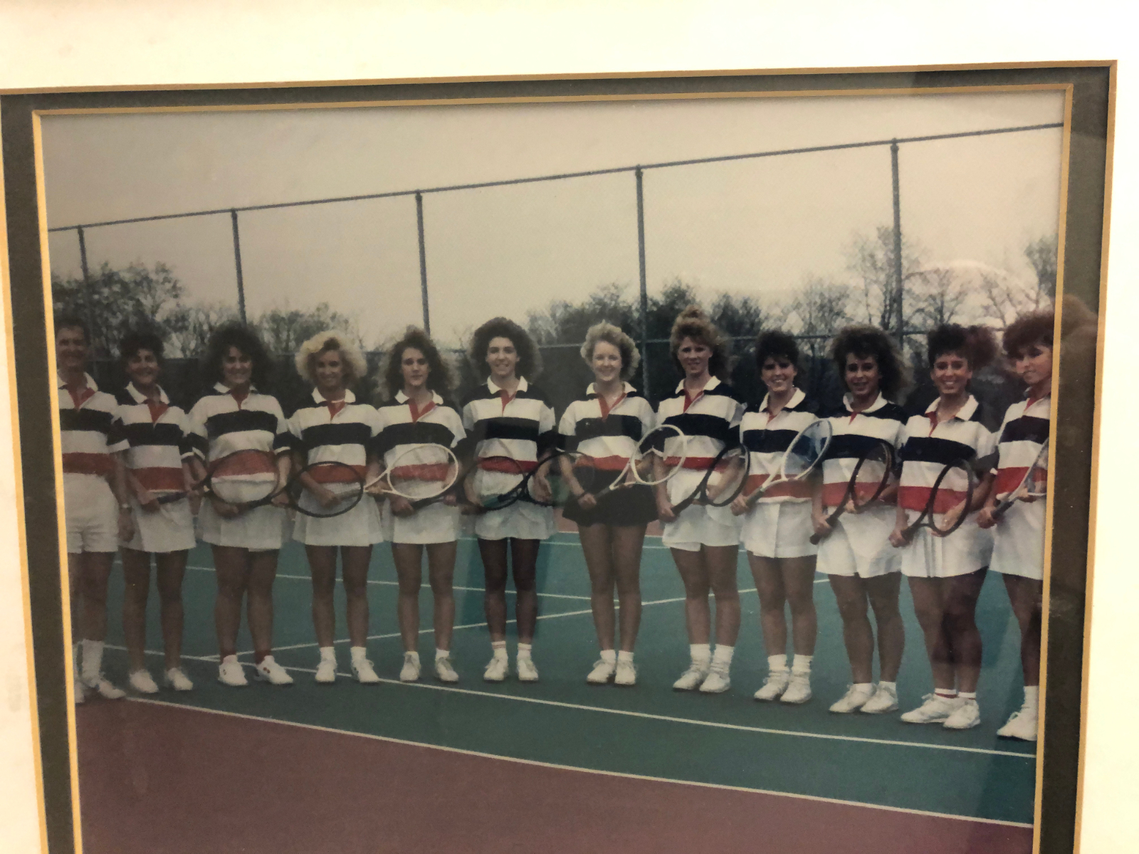 ALUMNI SPOTLIGHT: 1988 LADY KNIGHTS TENNIS TEAM