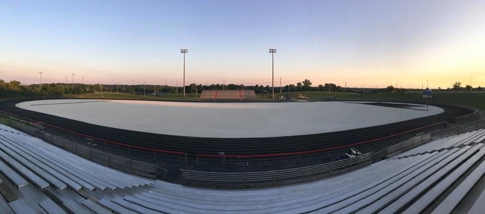 Another Phase of the New Multi Purpose Field has Been Completed