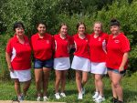 Lady Knights Golf Team Travels to East Central Tonight