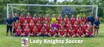 Lady Knights Varsity Soccer Travels to Face the Milan Lady Indians Tonight