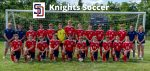 Knights Boys Soccer Will Play Oldenburg on Backman Field Tomorrow Night