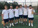 Boys Varsity Tennis Honors the Seniors
