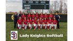 KNIGHTS SOFTBALL IS MOVED TO EAST CENTRAL TONIGHT