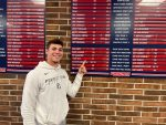 KNIGHTS TOBIE TEKE TAKES HIS PLACE ON RECORD BOARD