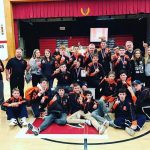 2016 – 2017 Jr. High Wrestling PAC Champs