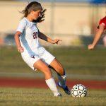 Girls Soccer vs. Lutheran West 8-30-17