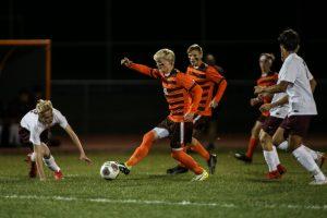 Buckeye Boys Soccer VS Rocky River 10-22-19