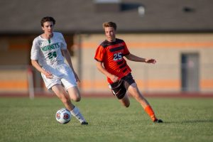 Buckeye Boys Soccer VS Highland 8-16-19