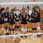 Lady Bucks Volleyball VS Normandy 8-29-2020