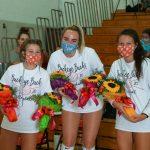 Lady Bucks Volleyball Senior Night Recognition!