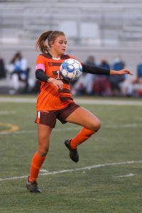 Girls Varsity Soccer VS Hawken 10-26-2020