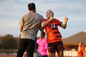 Girls Varsity Soccer VS Beachwood 10-22-2020