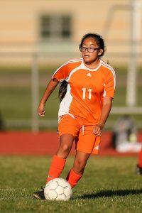 Girls Varsity Soccer VS North Canton Hoover 10-5-2020