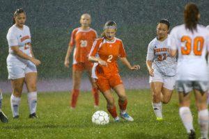 Girls Varsity Soccer VS Normandy 9-28-2020