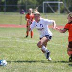 Girls Varsity Soccer VS Barberton 9-5-2020