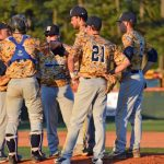 Baseball Falls to Fuquay