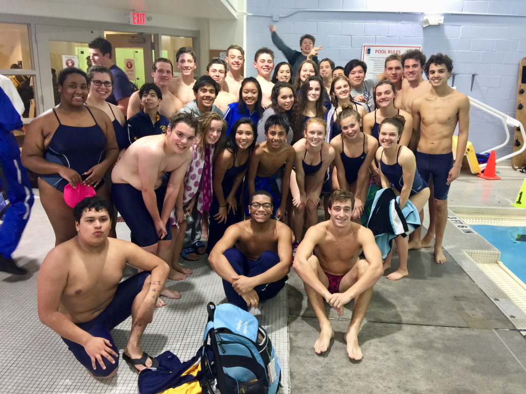 NHS Swimming