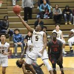 Boy's Basketball Starts Conference Play