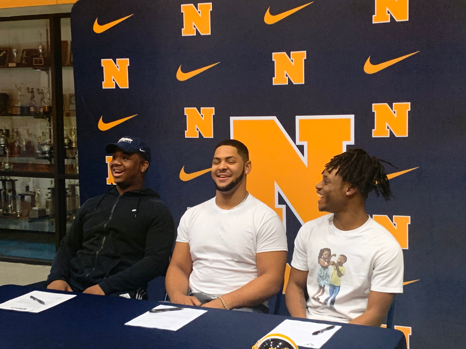 3 Knights Sign on National Signing Day