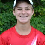 Tennis sweeps HHC match