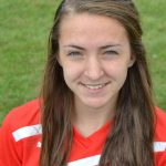 Villiger's hat trick powers girls soccer