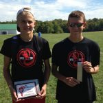 Voelz leads successful CC run at Madison
