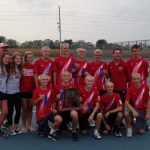 Tennis wins sectional title!