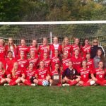 Girls soccer wins sectional championship