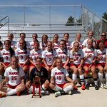 Girls soccer wins invitational